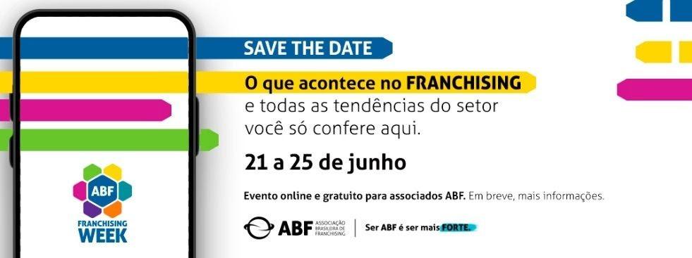 Online, ABF Franchising Week 2021 debate digitalização, adaptabilidade e humanização nas franquias