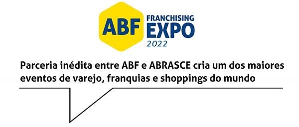 You are currently viewing ABF e ABRASCE firmam parceria inédita e unem ABF Expo e Expo Shopping